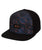 cappelli hurley CLARK LITTLE LAVA HAT BLACK
