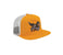 cappelli loser machine POWAY TRUCKER GOLD/WHITE