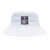 cappelli obey ICON EYES BUCKET HAT WHITE