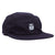 cappelli obey ROBBIN REVERSIBLE 5 PANEL HAT BLACK MULTI