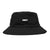 cappelli obey ROYAL REVERSIBLE BUCKET HAT BLACK
