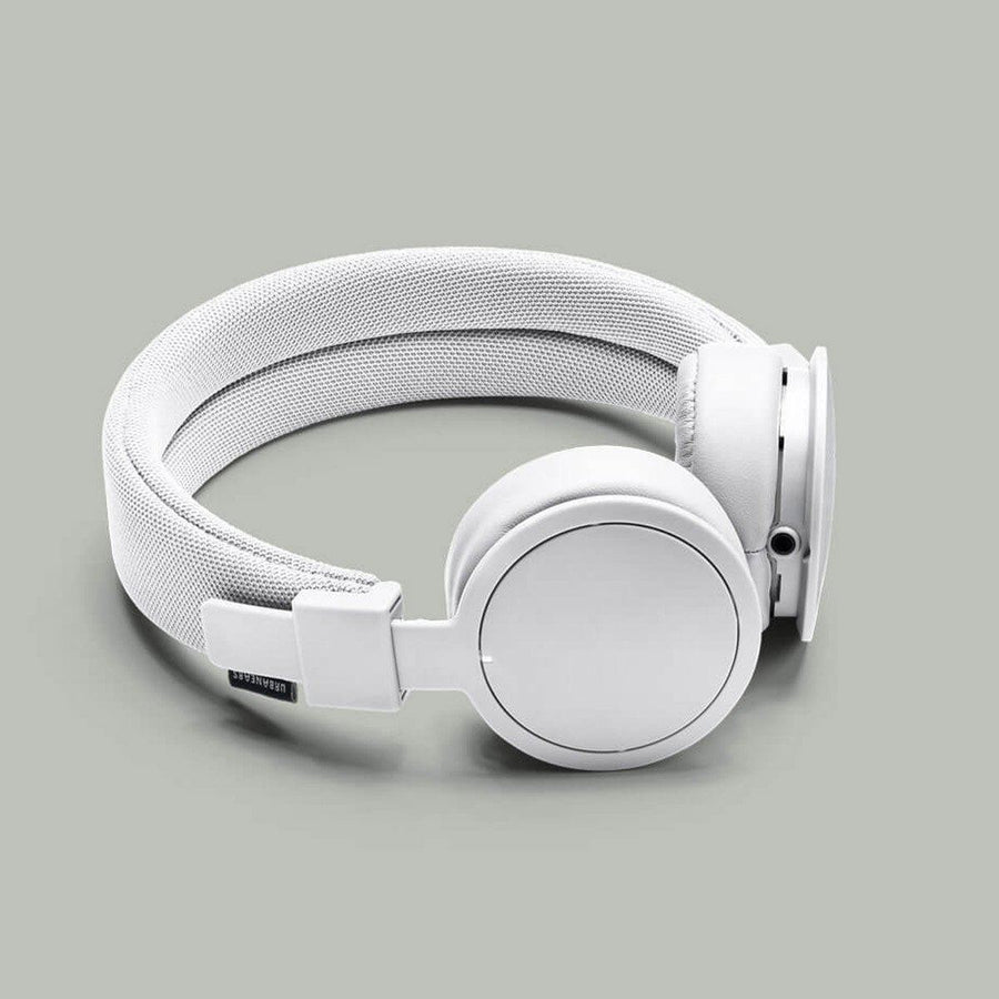 urbanears cuffie,PLATTAN ADV WIRELESS HP • TRUE WHITE, image 1