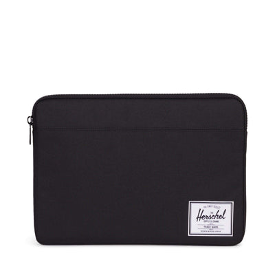 custodie herschel ANCHOR SLEEVE FOR 13 INCH MACBOOK BLACK