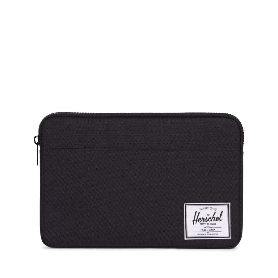 herschel custodie,Anchor Sleeve For New 13 Inch Macbook Black, image 1