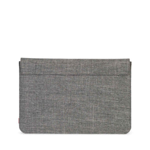 herschel Spokane Sleeve For 12 Inch Macbook Raven Crosshatch foto 3