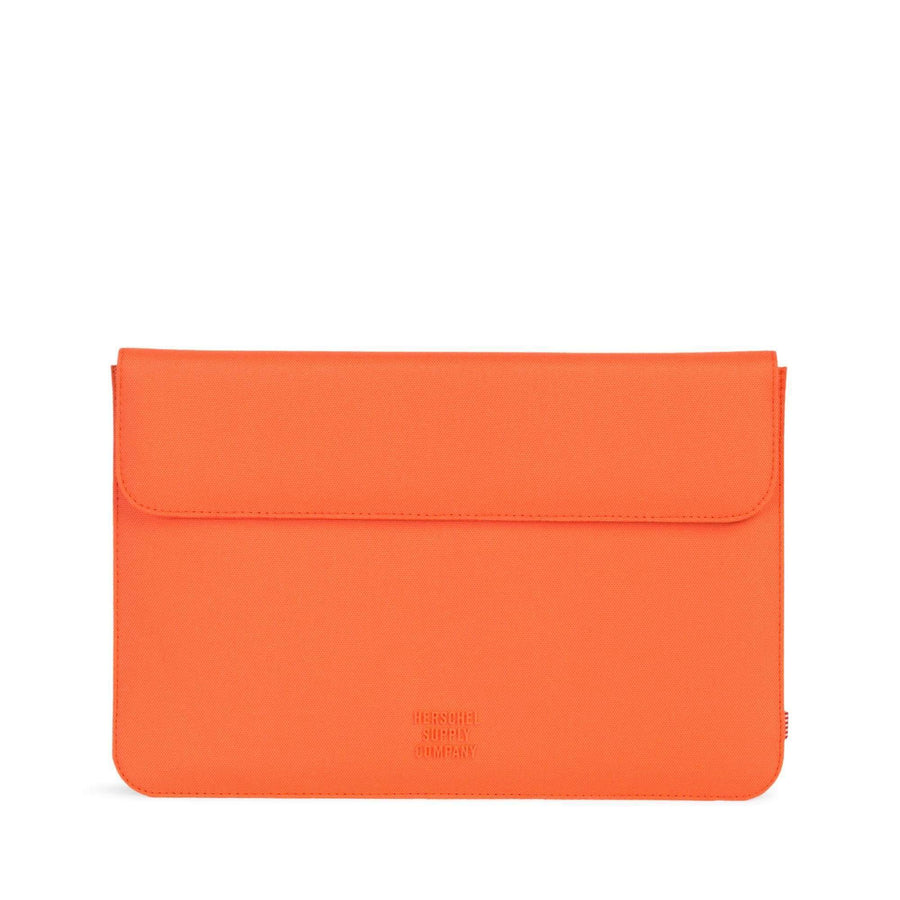 herschel custodie,Spokane Sleeve For 12 Inch Macbook Vermillion Orange, image 1