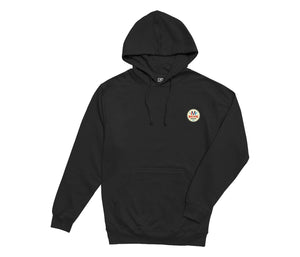 loser machine Four Stroke Pullover Fleece Black foto 2