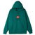 felpe obey BAD THINGS HOOD PREMIUM HOODED FLEECE MALLARD GREEN