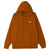 felpe obey BOLD PREMIUM HOODED FLEECE PUMPKIN SPICE