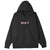 felpe obey CHELSEA HOOD PREMIUM HOODED FLEECE BLACK