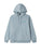 felpe obey CHROMED OUT BOX FIT HOODED FLEECE GREY HEATHER