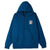 felpe obey EYES ICON 2 PREMIUM HOODED FLEECE BLUE SAPPHIRE