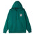felpe obey EYES ICON 2 PREMIUM HOODED FLEECE MALLARD GREEN