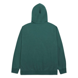 obey No Evil Premium Hooded Fleece Mallard Green foto 2