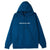 felpe obey OBEY TM HOOD PREMIUM HOODED FLEECE BLUE SAPPHIRE