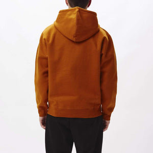 obey Stack Hood Fleece Pumpkin Spice foto 4