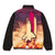 giacche huf CRISIS REVERSIBLE JACKET BLACK