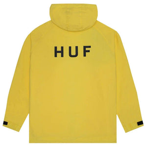 huf Standard Shell 2 Jacket Aurora Yellow foto 2