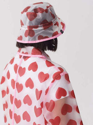 Lazy oaf See Through Heart Mac Pink foto 4