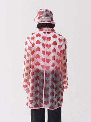 Lazy oaf See Through Heart Mac Pink foto 6