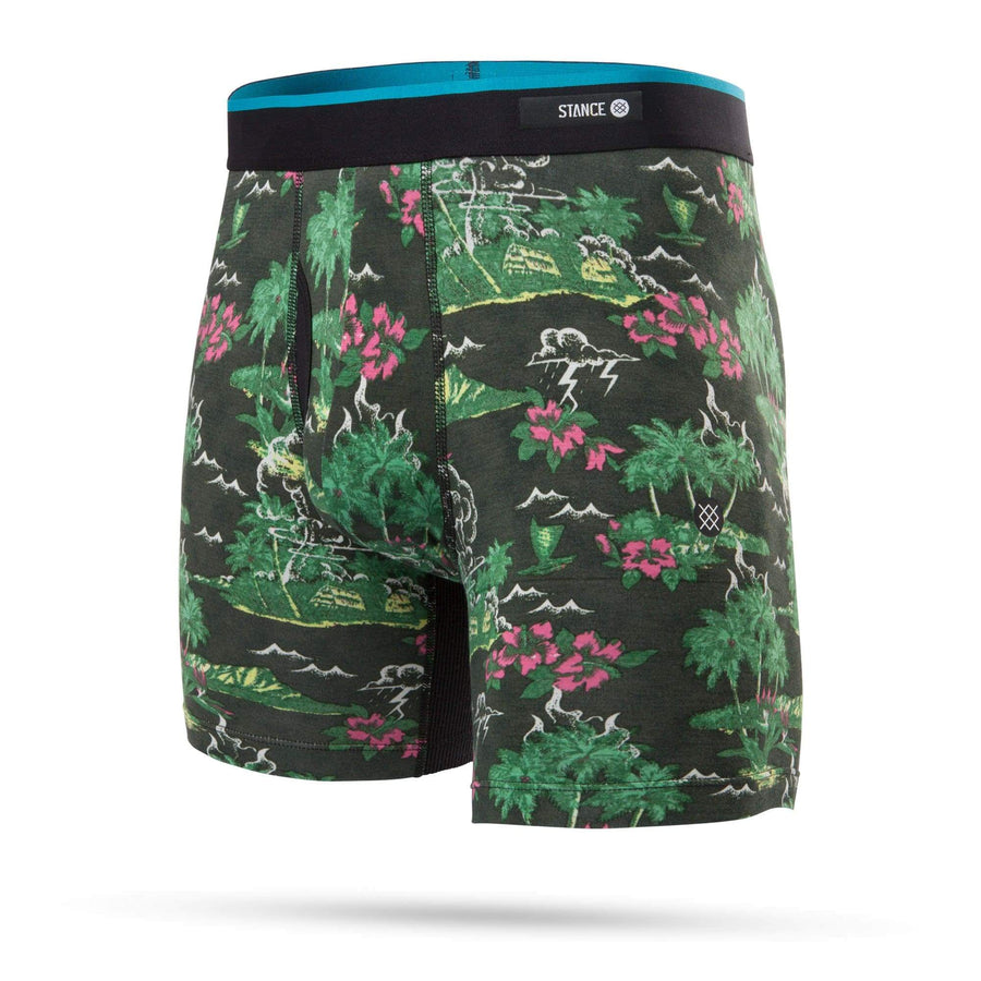 stance intimo,Aloha Storm Bb 6In Black, image 1