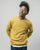 maglie Brava fabrics ROASTED MORNING MUSTARD KNITWEAR