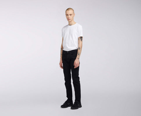 pantaloni edwin ED-80 SLIM TAPERED RINSED