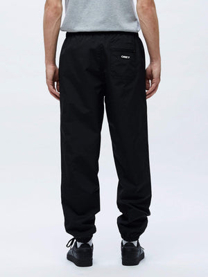 obey Easy Outdoor Pant Black foto 3