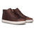 scarpe clae BRADLEY MID COCOA LEATHER