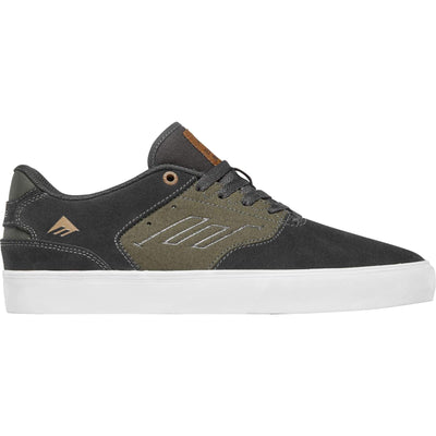 scarpe emerica THE REYNOLDS LOW VULC GREY/GREEN