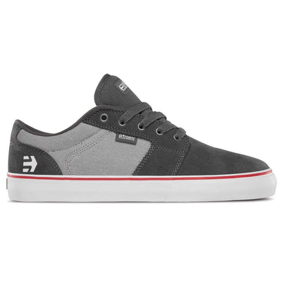 scarpe etnies BARGE LS • 064 DARK GREY/GREY/RED
