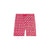 short huf ATELIER EASY SHORT RED