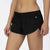 short hurley SUPERSUEDE BEACHRIDER BLACK