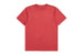 t-shirt brixton BASIC S/S PREM TEE LAVA RED