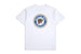 t-shirt brixton FORTE S/S STT WHITE/BROWN