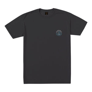 dark seas Water Level Wicking Shortsleeve Tee Charcoal foto 2