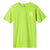 t-shirt huf ESSENTIALS CLASSIC H S/S TEE HOT LIME