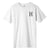 t-shirt huf ESSENTIALS CLASSIC H S/S TEE WHITE