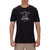 t-shirt hurley CHIMPWRECKED S/S BLACK