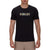 t-shirt hurley DRI-FIT FLOURISH S/S BLACK