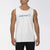 t-shirt hurley HAVE FUN TANK WHITE/SOAR