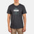 t-shirt hurley JOSHUA TREE S/S BLACK HEATHER
