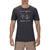 t-shirt hurley SIRO LAUGH NOW S/S BLACK HEATHER