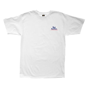 loser machine Lmcxpbr Coaster #2 Stock Tee White foto 2
