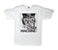 t-shirt loser machine PUNK STOCK TEE WHITE