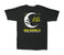 t-shirt loser machine TWILIGHT STOCK TEE BLACK