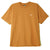 t-shirt obey BOLD HEAVYWEIGHT TEE PUMPKIN SPICE