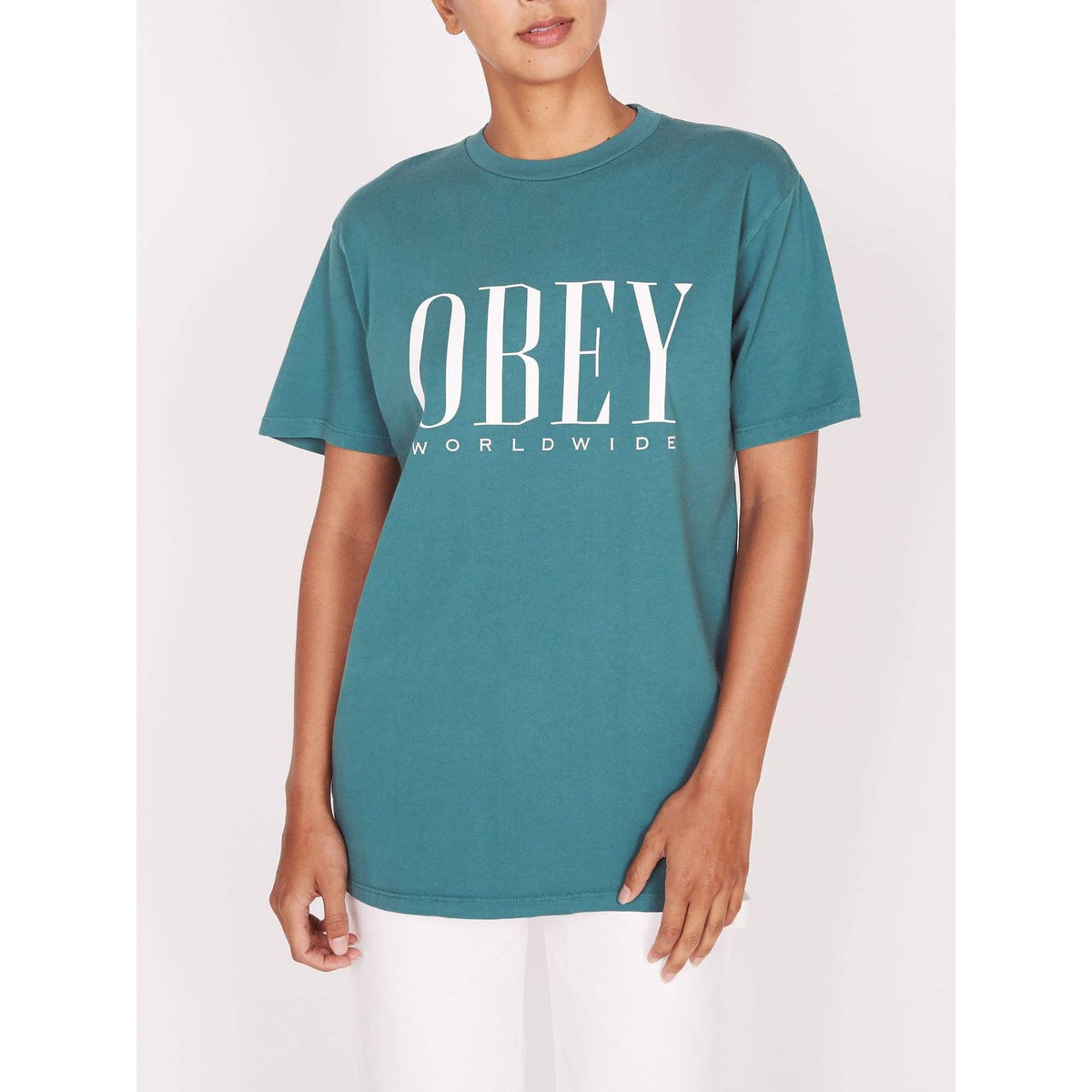 obey t-shirt,, image 1
