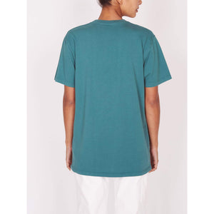 obey Chess King Choice Tee Teal Green foto 2