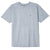 t-shirt obey END CORRUPTION SHEPARD - CLASSIC TEE HEATHER GREY
